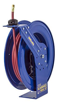 Coxreels EZ-SH-550 Safety Series Spring Rewind Hose Reel for