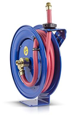 Coxreels EZ-SHF-525 Safety System Spring Driven Fuel Hose Re