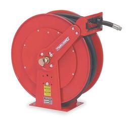 Reelcraft FD84050 OLP Spring Retractable Fuel Hose Reel, 1""