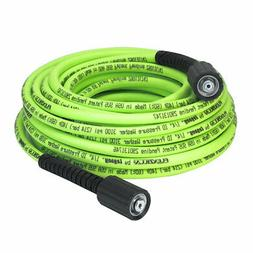"Flexzilla HFZPW3450M Pressure Washer, 1/4"" x 50' Green"