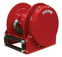 Reelcraft FSD14005 OLP Spring Retractable Fuel Hose Reel, 50