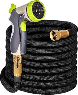 50ft Garden Hose - ALL NEW  Expandable Water Hose with Doubl