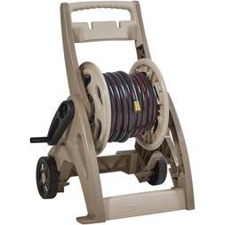 Garden Hose Reel Cart 175 foot Outdoor Durable Wheel Easy St
