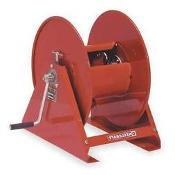 REELCRAFT H28000 1 Hose Reel, Hand Crank, 1/2 In ID x 300 Ft