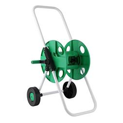 Halorose Portable Garden Water Hose Reel Cart,w/ 2 Wheels,He