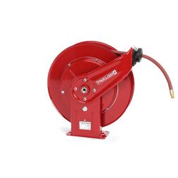 Reelcraft Heavy Duty Air/Water 1/2 in. Hose Reel - 50 ft.