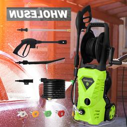 Heavy Duty Electric Pressure Washer 3500PSI 2.8GPM Cold Wate