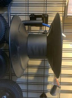 Heavy Duty  Pressure Washer Hose Reel-Holds 3/8in x 50ft Hos