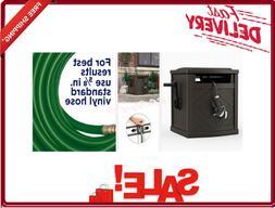 Hideaway Hose Reel Storage Resin Fits 150ft Standard Vinyl H