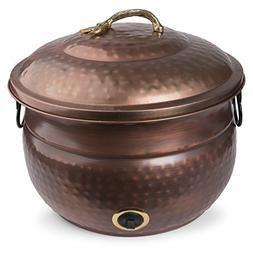 Copper Hose Pot