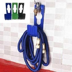 Hose Reel Holder Storage Rack Water Hose Pipe Watering Hook