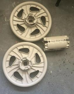 Suncast Hose Reel Roll No Other Parts Included Assembly Requ