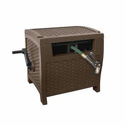 Hose Reel Water Garden Storage Outdoor Hideaway Home Patio Y