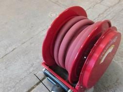"Reelcraft Hose Reel with Hose Model 12U325 1"" HOSE 35 FT--NE"