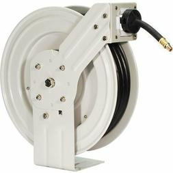 HRRUB380503 50 ft. Industrial Retractable Air Hose Reel w Ru
