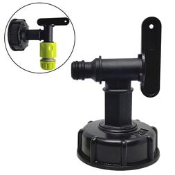 IBC Tank Tap Adapter Connector Replacement <font><b>Garden</