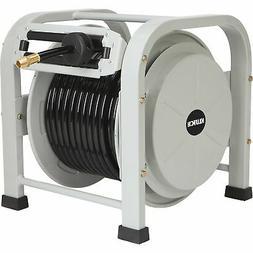 Klutch Air Hose Reel- 3/8inx100ft Hose 300 PSI