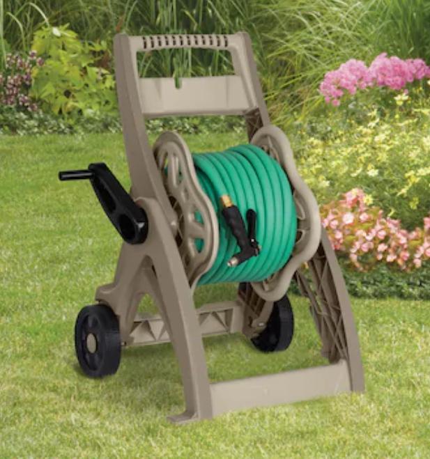 175-ft HOSE Garden Outdoor Durable Wheel *NEW