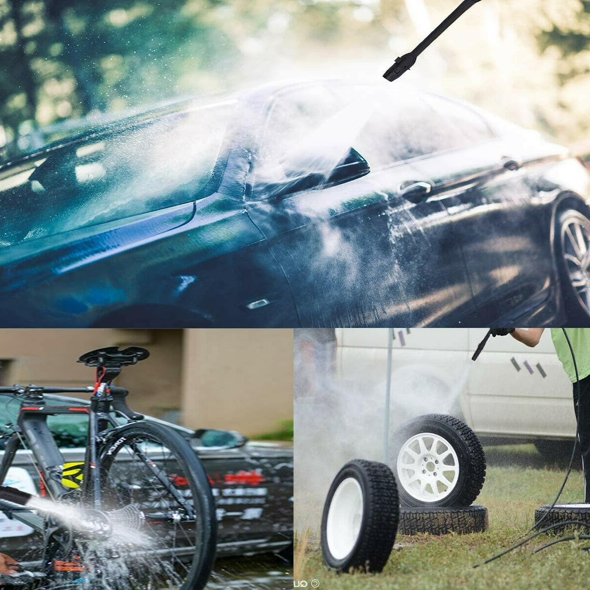 1800W 2030 Pressure Washer Cleaner With Hose