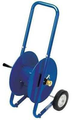 COXREELS 117-4-225-DM Dolly Mount reel capable of 225' of 1/