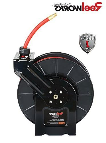 28107153a steel retractable air compressor