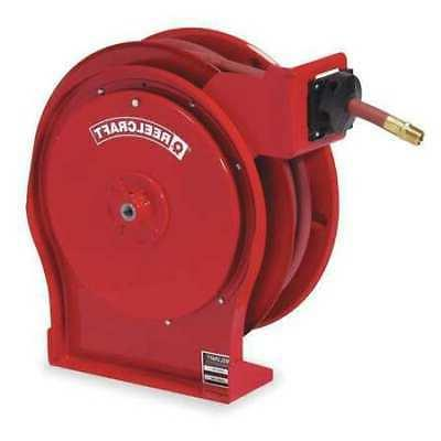 REELCRAFT 5650 OLP-SE Spring Return Hose Reel, 3/8 in Hose D