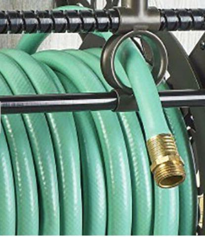 Liberty Wall-Mounted Garden Hose