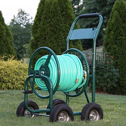Liberty Garden 872-2 Residential 350-Foot Wheel Hose Reel