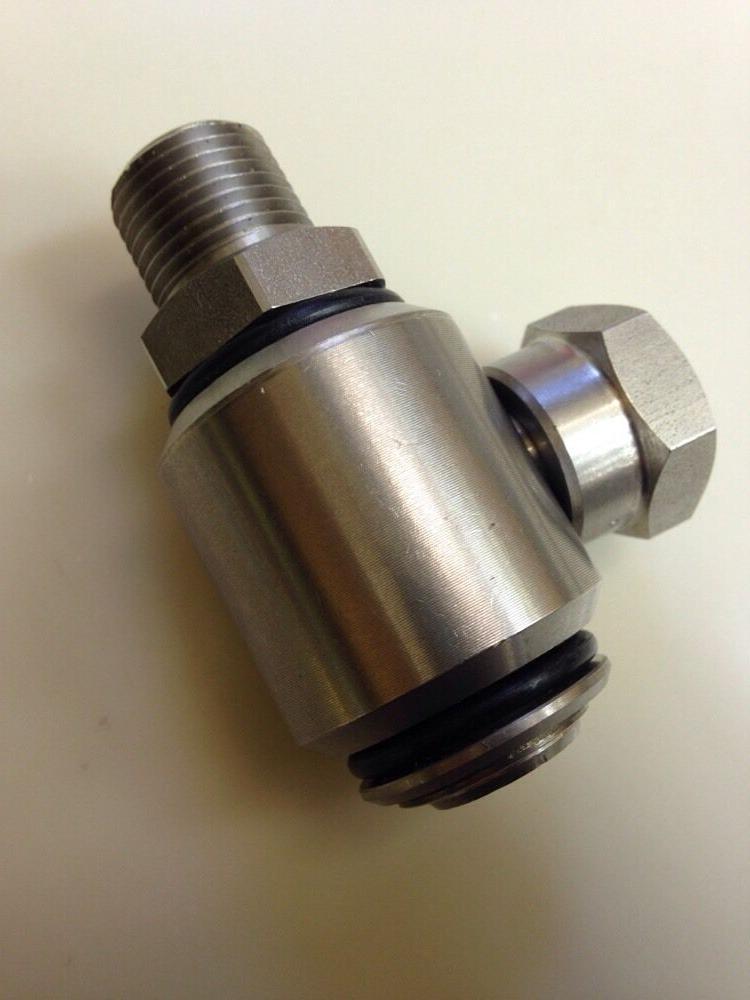 90° Steel Hose Reel, 3/8