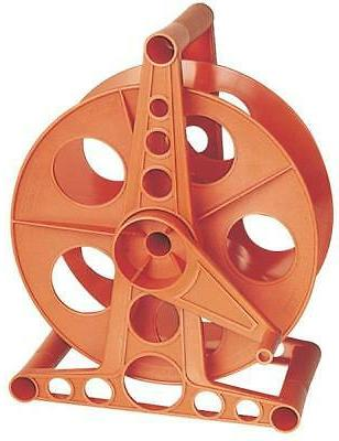 Bayco K-100 Cord Storage Reel w/Stand PACK Orange