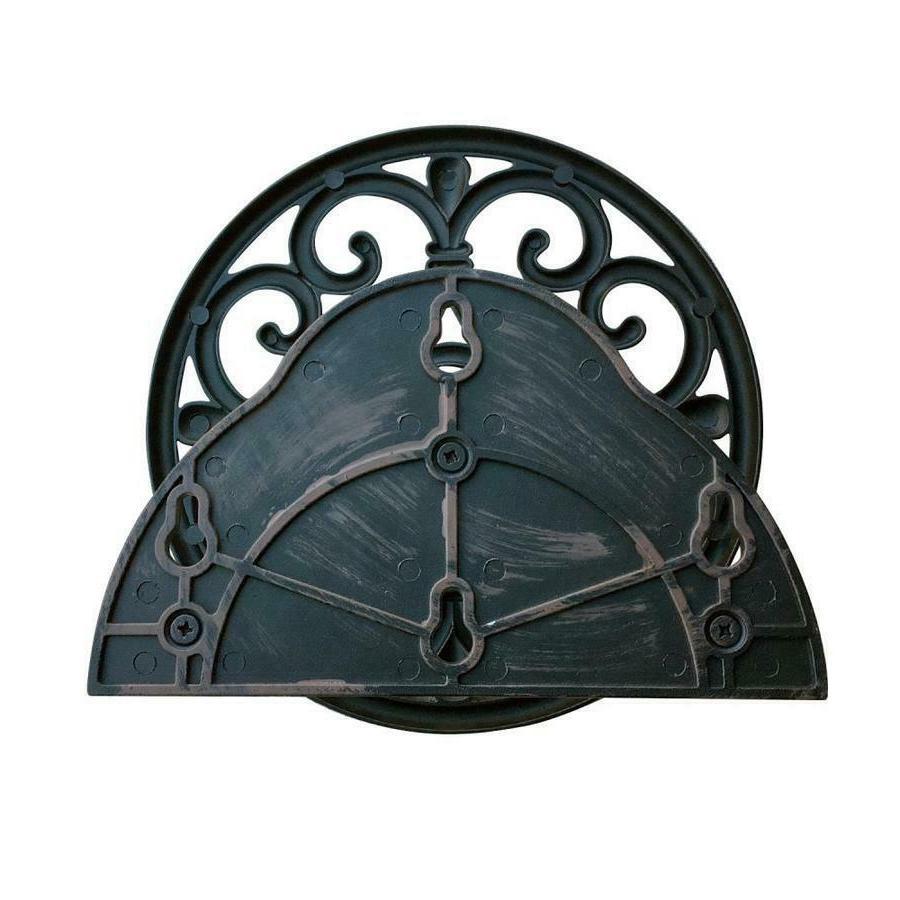 .Decorative Steel Lawn Garden Storage Aluminum