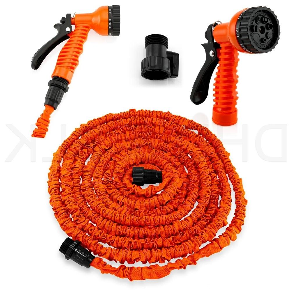 Deluxe 100 Feet Garden Water Hose Spray