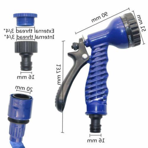 Deluxe 25 100 Garden Hose Spray Nozzle