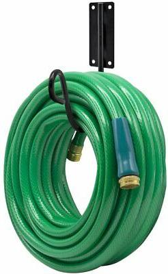 Garden Hose Holder Hook, Wall Mounted Hose Reel Water Hose S