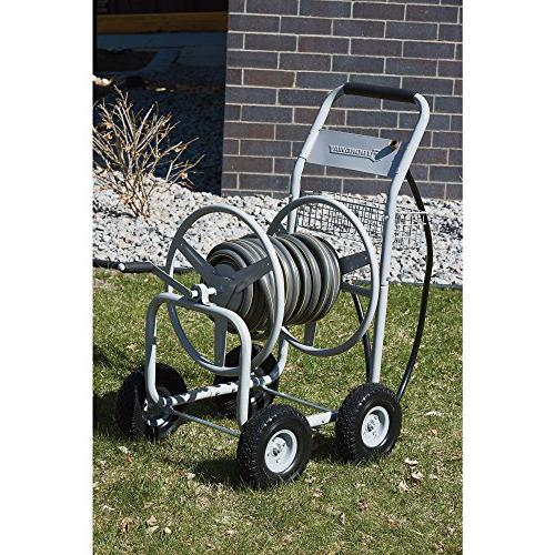 Strongway Cart - Holds x 5/8in. Hose