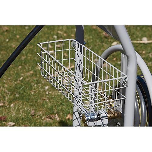 Strongway Garden Hose Reel Cart Holds 400ft