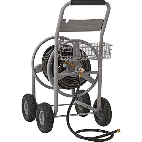 Strongway Cart 400ft. x 5/8in. Hose