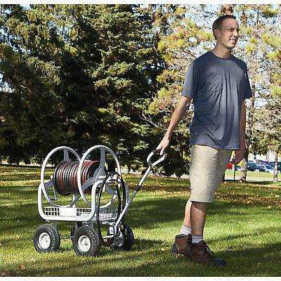 Strongway Cart - Holds x Dia. Hose