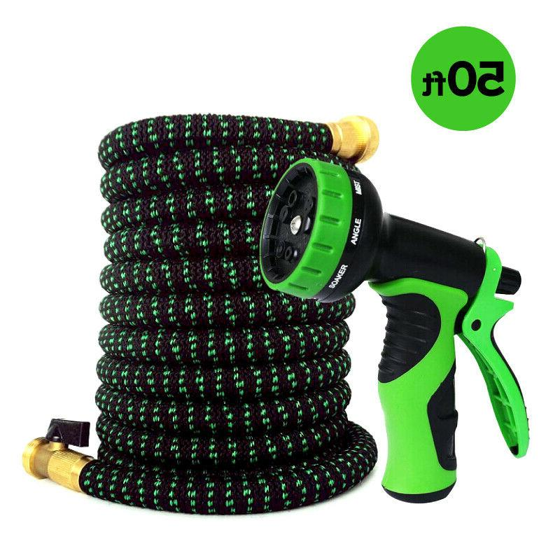 Garden Water Hose up to with Nozzle