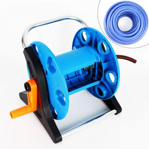 Garden Water Hose Reel Outdoor Yard Planting Waterpipe Holde