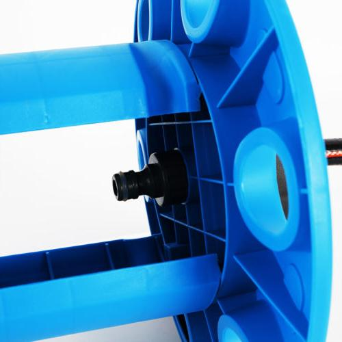 Portable Free Standing Pipe Reel Garden Carrier