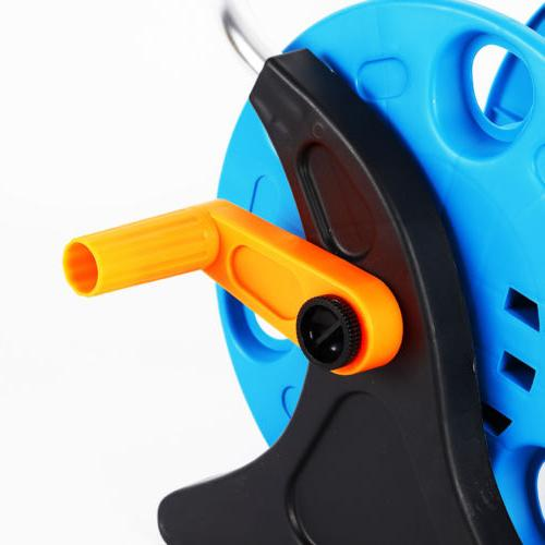 Garden Hose Reel Portable Reels Water Pipe