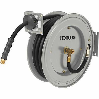 heavy duty auto rewind air hose reel