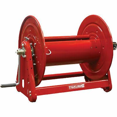 Reelcraft Spring Retractable Pressure Wash 3/8 in. Hose Reel