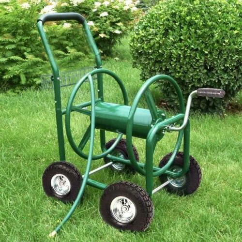 hose reel cart 300 garden water outdoor