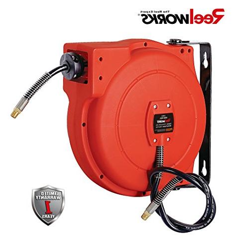 l705102a plastic retractable air compressor