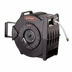 Legacy L8349 Levelwind Retractable Cold Water Hose Reel w/ 5