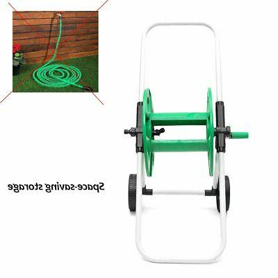 Movable Garden Trolley Cart Winder