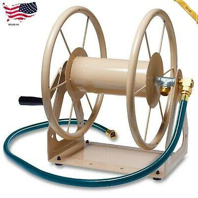 Liberty Garden Multi Purpose Wall Mount Hose Reel 200 Ft 3 i