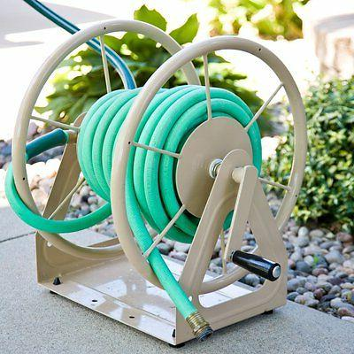 multi purpose wall mount hose reel
